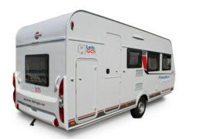 Freedom 6 karavan Premio Life 490