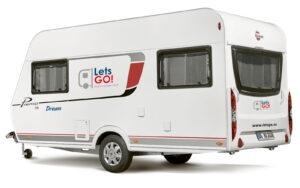 Dream 4 karavan Premio Life 430