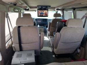 GMC 2003 Savana matkabuss
